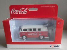 VW Camper Van Coca Cola Early 1960s CC02732 Collectors Model. New in Box, 1:43