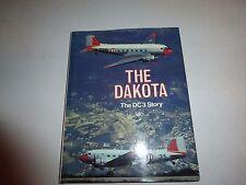THE DAKOTA DC-3 STORY,Jacues Borge HBDJ DOUGLAS DST AIRLINER WW2 VIETNAM RAF MS