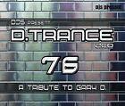 D.TRANCE 76 (A TRIBUTE TO GARY D.) 3 CD NEU