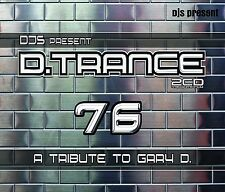 D.TRANCE 76  (A TRIBUTE TO GARY D.)  3 CD NEU