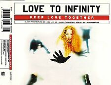 cd-single, Love To Infinity - Keep Love Together, 5 Tracks