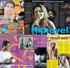Hitkrant Niki Taylor,Mariah Carey,Chris O`Donnell,,Johnathon Schaech,