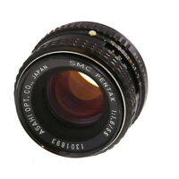 Pentax 55mm F/1.8 SMC K Mount Manual Focus Lens {52} UG