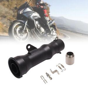 Universal Motorbike Scooter ATV Exhaust Muffler Pipe Stainless Steel Accessories