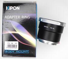 Kipon Pentacon P6 Lenses to Leica SL adapter ....... Minty w/Box
