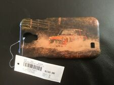 New Paul Smith Stripe Iconic Striped Mini SAMSUNG GALAXY S4 PHONE CASE Leather