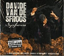 Davide Van De Sfroos - Synfuniia CD (new album/sealed)