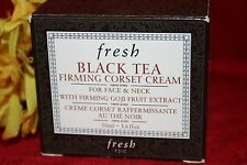 FRESH BLACK TEA FIRMING CORSET FACE NECK FULL SIZE 1.6 OUNCES IN BOX AUTHENTIC