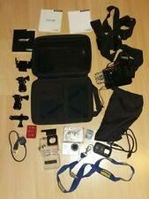 GoPro Hero 3+ Black Edition Videocámara Digital (12MP, Wi-fi) Con Accesorios