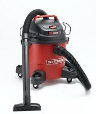 Craftsman 6 Gallon 3 Peak HP Wet/Dry Vac / NO SALES TAX!!!!!!!!!!!