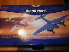 CORGI AVIATION 1:72 DH MOSQUITO PR MK IV & SPITFIRE PRVII TYPE G NO1 PHOTO RECON