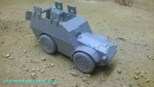 28mm Italian Autoblinda AS37 Troop Carrier Resin By Blitzkrieg WWII Bolt Action