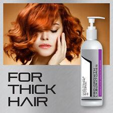 PRO GROWTH WOMENS HAIR FOLLICLE STIMULATING SHAMPOO GROW THICK SHINY HAIR