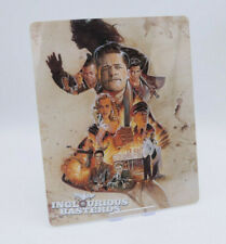 INGLOURIOUS BASTERDS - Glossy Bluray Steelbook Magnet Cover (NOT LENTICULAR)