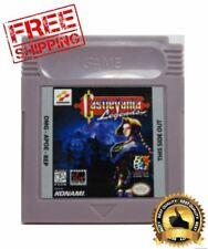 Castlevania Legends Game Boy Advance Color GBC SP Nintendo Cartridge