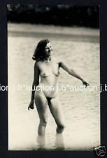 Nudism Natural Nude Vienna Girl * VINTAGE PHOTO PC NUDO