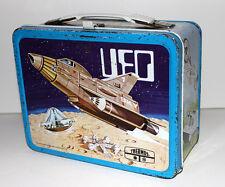 UFO - Vintage Metal Lunchbox