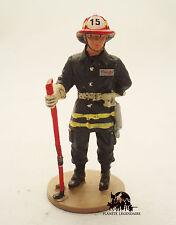 Figurine Collection Del Prado Pompier Bangkok Thailande 1975 Figure