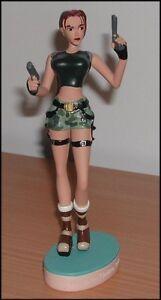 Statuette Figurine Tomb Raider LARA CROFT L'Ange des Ténèbres Résine NEUF