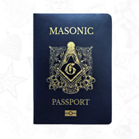 Masonic Passport by 33Travellers