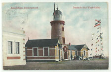 DSW-Afrika Swakopmund Leuchtturm um 1910 SWAKOPMUND