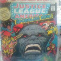 1980 DC Comics JUSTICE LEAGUE OF AMERICA  #184 (November)