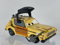 Disney Pixar Cars 2 Grem Gremlin w/torch 1:55 Diecast Mattel Welding Torch #1