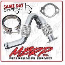 03-07 FORD 6.0 6.0L POWERSTROKE DIESEL HEAVY DUTY MBRP UP-PIPE CLAMP & GASKET