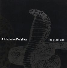 Tribute to Metallica  - The Black Box ( Double CD ) NEW