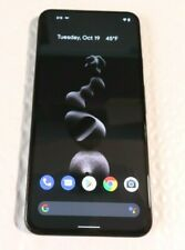 Google Pixel 5 128GB Just Black (AT&T LOCKED) A grade