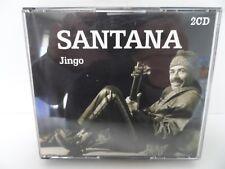 Santana Jingo Double Album CD Black Box Set