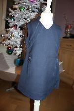 Vinrose NEU Kleid Tunika dickereQualität 🌺 116 🌺NEU uvp: 109,95€ VINROSE BLAU