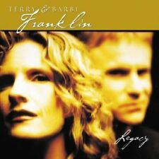 Legacy by Terry Franklin (CD, Jun-2014) BRAND NEW STILL SEALED!