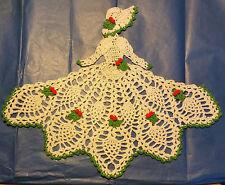 Crochet Crinoline Lady Doily - Holly