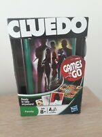 Cluedo, Games To Go, Puzzle, Biard Game, Travel