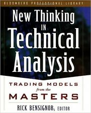 New Thinking in Technical Analysis: Trading Models from the Masters by...