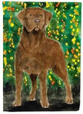 Caroline's Treasures Outdoor Lg House Flag Chesapeake Bay Retriever Dog 28X39