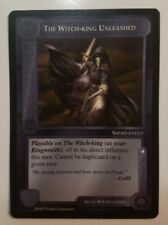 MIDDLE-EARTH CCG MECCG THE WITCH-KING UNLEASHED LIDLESS EYE LE MELE RARE LOTR