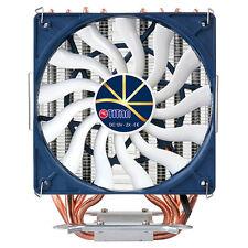 Titan TTC-NC95TZ(RB) 120mm Dragonfly Universal Heatpipe Extreme Slim Cooler