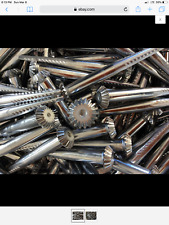Box Of 200 Cotton Gin Spikes Round Head Land Surveying Equipment
