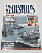Warships International Fleet Review Magazine Back Issue 10th Year 1998 - 2008
