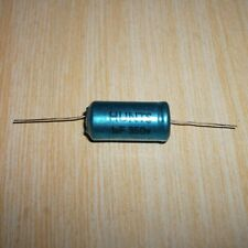 Used Vintage HUNTS 1uF  Capacitor 350V DC