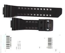 CASIO ORIGINAL WATCH BAND:  10477026   GA-400   BLACK Resin BAND