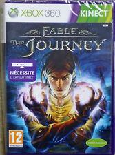 jeu FABLE THE JOURNEY XBOX 360 KINECT version française