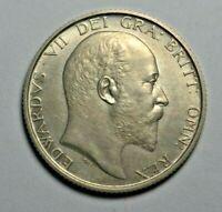 Edward VII - matt proof shilling 1902, choice, much as struck