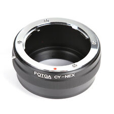 FOTGA C/Y Mount Lens to Sony E-mount Adapter Ring for NEX3 NEX5 NEX6 NEX7 VG10E