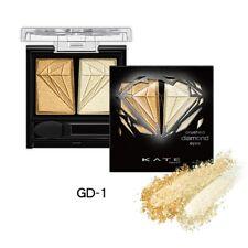 [KANEBO KATE] Crushed Diamond Eyes GD-1 Duo Eyeshadow Palette JAPAN NEW