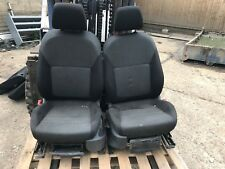 skoda fabia seats front and rear complete clean 2015 - 2015