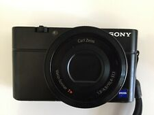 Sony Cyber-shot DSC-RX100 Camera (See description)