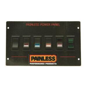 Painless Wiring Multi Purpose Switch Panel Kit 50430;